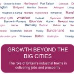 Growth Beyond the Big Cities
